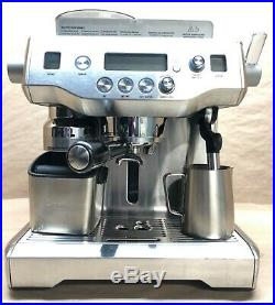 Breville BES980XL The Oracle Espresso Machine Coffee Maker USED