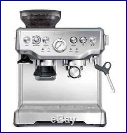 Breville Barista Express 8 Cups Espresso Coffee Shots Machine Stainless Steel