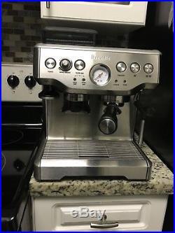 Breville Barista Express Espresso Coffee Machine BES860XL model