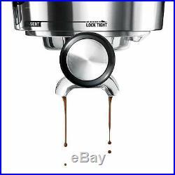 Breville Barista Express Espresso Machine Coffee Morning Dose Control BES870XL