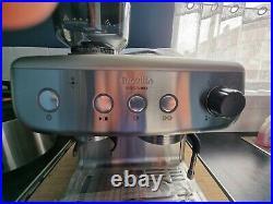 Breville Barista Max Espresso Coffee Machine Stainless Steel (VCF126)