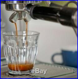 Breville Barista Pro Espresso Coffee Machine-NEW Factory SEAL-Box Model#BES87BSS