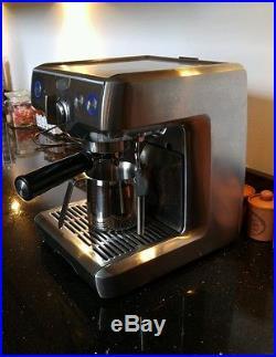 Breville Cafe Series Espresso Coffee Machine
