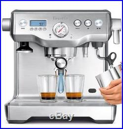 Breville THE DUAL BOILER Espresso Coffee Machine BES920 BES920BSS