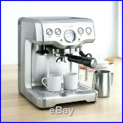 Breville The Oracle Touch Coffee Machine Latte Cappuccino Espresso BES990BSS