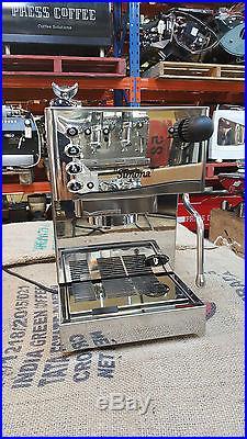 Brugnetti Simona Cafe Style Espresso Barista Coffee machine for home of office