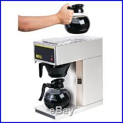 Buffalo Coffee Machine 465X205X385mm Espresso Drinks Maker Restaurant