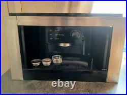 Built In Integrated Coffee Espresso Machine Milk Frother Steamer IKEA SMAKRIK