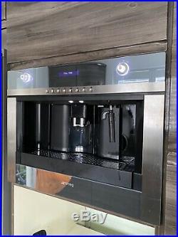 Built in coffee machine