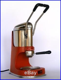 CARAVEL Arrarex macchina caffè espresso design anni 50 60 vintage coffee machine