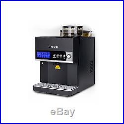 CEBO YCC-50B Automatic Coffee Espresso Cappuccino Machine Maker Bean Tank 200g