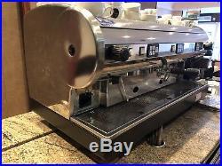 CMA 3 group Stainless steel espresso Coffee Machine