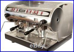 CMA'Marisa' 2 Group Fully Auto Commercial Espresso Cappuccino Coffee Machine