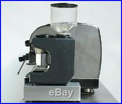 CMA Marisa 3 Group Commercial Coffee Espresso Machine Package + Grinder & Filter