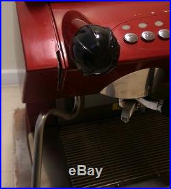 Commercial Coffee Espresso Machine Gaggia 2 Grp Gd Automatic Machine Full Workin