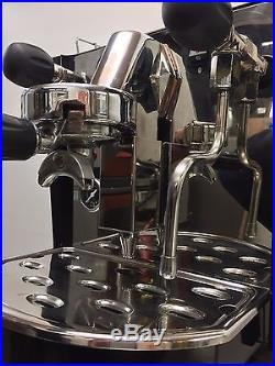 Commercial Traditional Espresso Coffee Machine Hand Fill No Plumbing Required