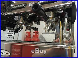 Commercial Traditional Espresso Coffee Machine With Grinder And Knock Drawer