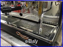 Commercial Traditional Lever Espresso Coffee Machine Dual Fuel Lpg Gas Astoria