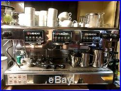 Casadio Triple Head Espresso Professional Coffee Machine