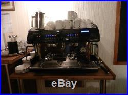 Catering Coffee machine The Espresso 2 seat Black