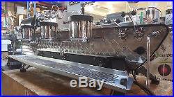 Coffee Espresso Machine Kees Van De Westen Spirit Triplette 3 Group Used Chrome
