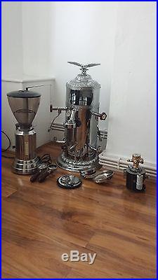 Coffee Machine Elektra Belle Epoque Verticale Commercial Espresso Machine