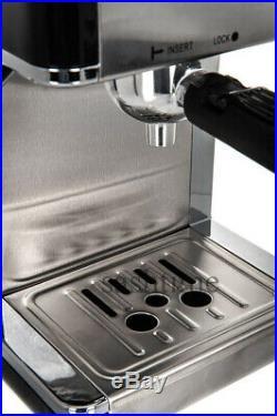 Coffee Machine Espresso Professional Cappuccino Latte Barista Electrical 800W