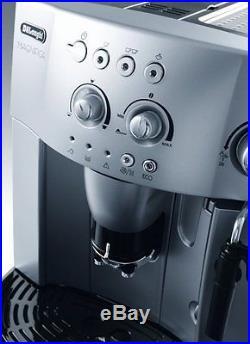 Coffee Maker Cappuccino Machine Espresso Cup Latte Bean Home Commercial Black