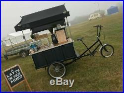 Coffee Trike / Espresso machine / Mobile business