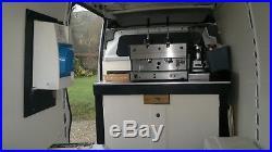 Coffee Van Equipment / Dual Fuel Lever Espresso Machine
