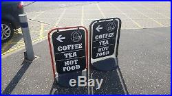 Coffee and Food Truck Trailer with 2 Group Espresso Machine LPG in Black