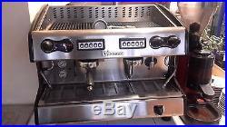 Coffee machine Fiamma Prestige Espresso Revolution