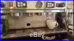 Commercial Astoria 2 group espresso coffee machine