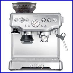 Commercial Bean to Cup Coffee Machine Filter 1700 Watts Espresso Grinder Maker