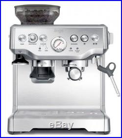Commercial Bean to Cup Coffee Machine Filter Espresso Grinder Maker by Heston