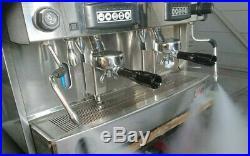 Commercial Coffee Espresso Machine 2 group Iberital l'adri Fully serviced