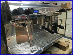 Commercial Coffee Espresso Machine Expobar G-10 2 grp FULL SERVICE-REFURBISHED