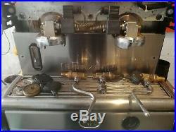 Commercial Coffee Espresso Machine FULL SERVCED La Spaziale Compact 2 Grp