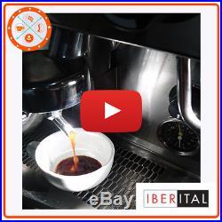 Commercial Coffee Espresso Machine Iberital Lanna Single Grouphead