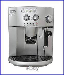 Commercial Coffee Machine Burr Grinder Espresso Cappuccino Americano Bean Cup