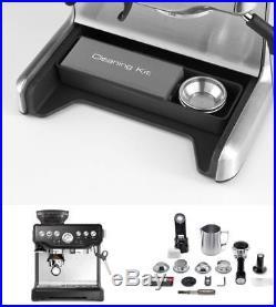 Commercial Coffee Machine Espresso Expresso Cappuccino Latte Steam Barista Bar