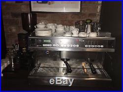 Commercial Espresso Coffee Machine Nuova Simonelli Program Plus VIP