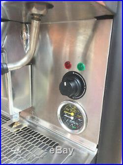 Commercial Iberital L'Anna 1 Single Group Coffee Espresso Machine Single Phase