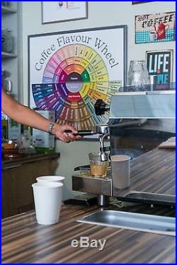 Commercial/Personal ROCKET ESPRESSO MILANO GIOTTO EVOLIZIONE V2 coffee machine