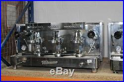 Commercial coffee machine x 1 sale only fully tested espresso 3 heads