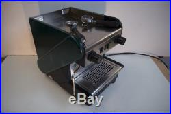 Commercial single group espresso machine Rancilio S26 Fully serviced