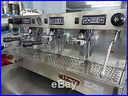 Commerical Coffee/Espresso Machine 3 Group Fully Reconditioned