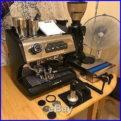 Complete Setup La Spaziale S1 Vivaldi II Coffee Espresso machine Grinder + more