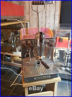 Conti Empress vintage gas lever traditional commercial espresso coffee machine