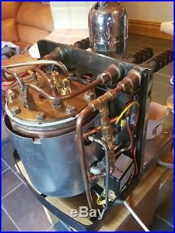 Conti Empress vintage lever espresso coffee machine not faema gaggia mazzer